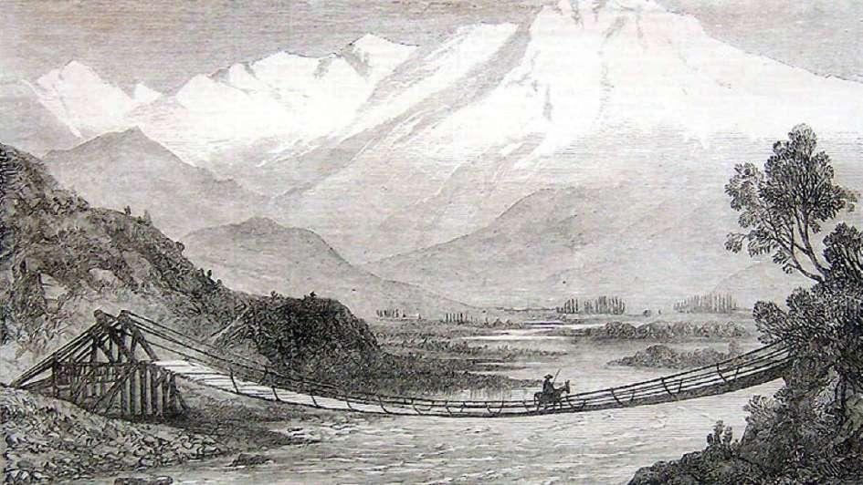 Consolidación del avance sobre el valle de Aconcagua