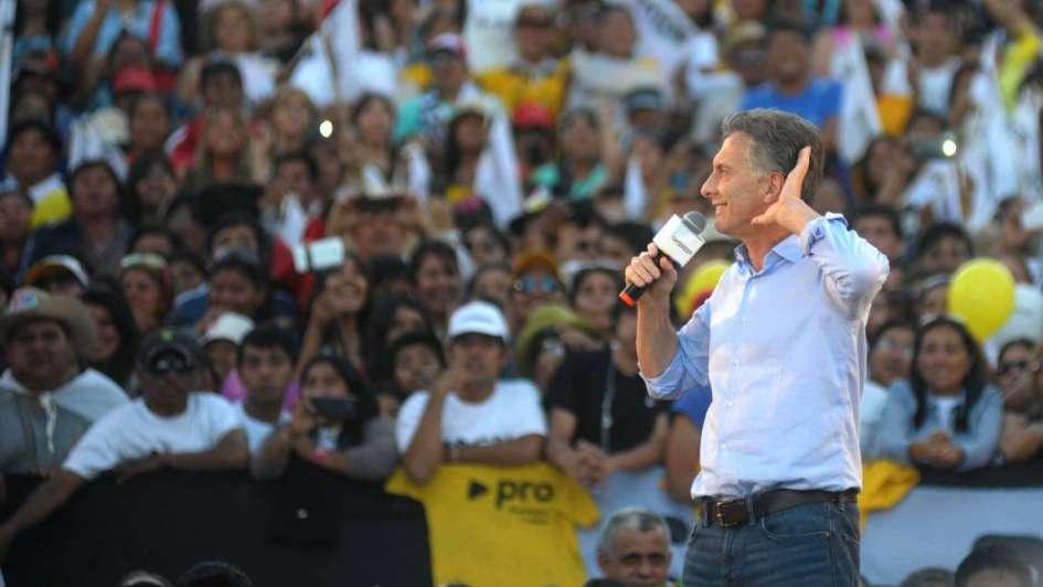 Mauricio Macri, el primer presidente desde 1916 que no es peronista ni radical