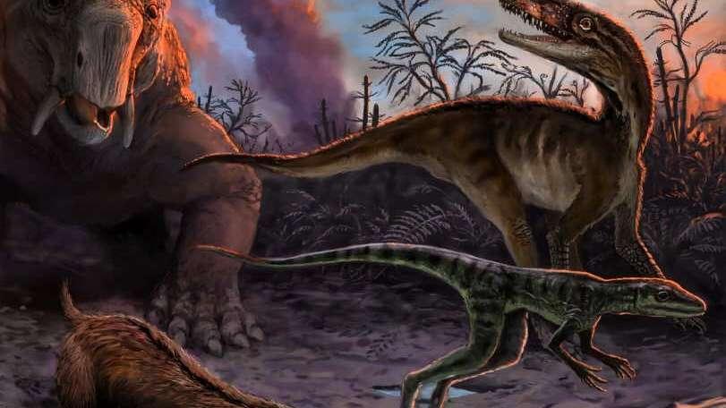 """Paleontólogas argentinas dataron la edad exacta de los """"abuelos"""" de los dinosaurios"""