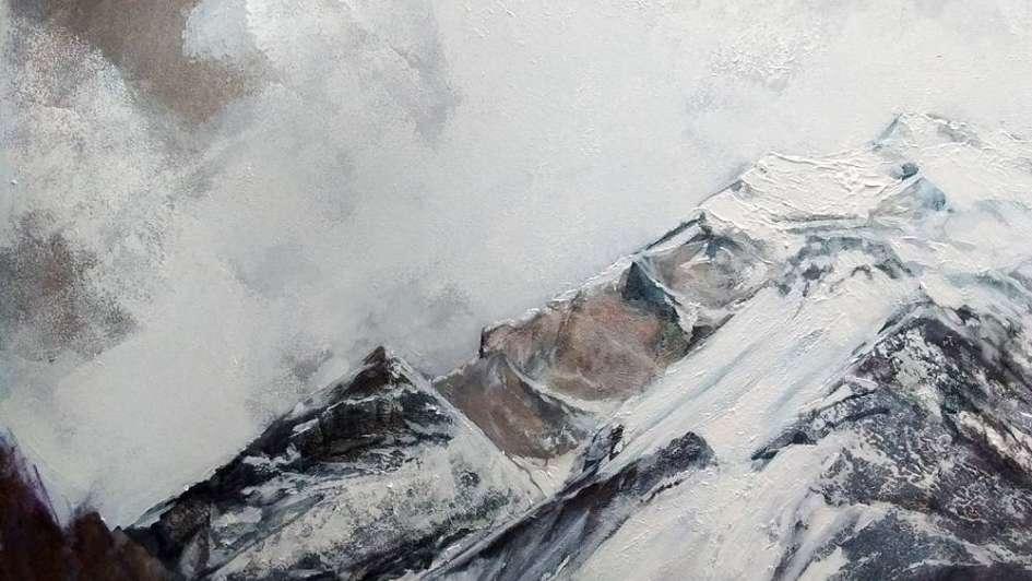 El cruce de Los Andes con mirada de artista