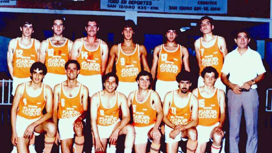 Rivadavia, capital del basquet