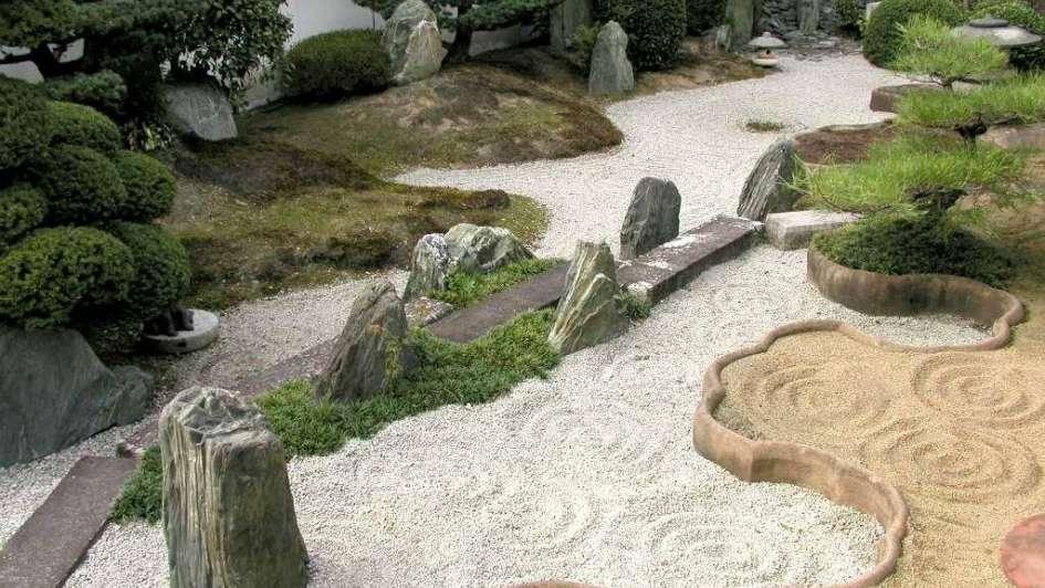 Cre un jard n zen en tu casa para relajarte y meditar - Jardines zen en casa ...