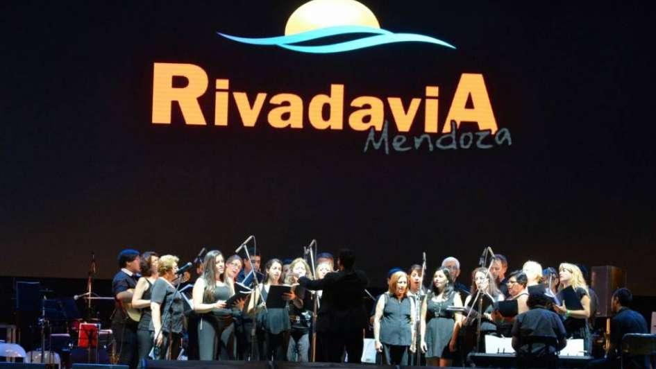 Rivadavia eligió a Julieta Arias como su Reina de la Vendimia