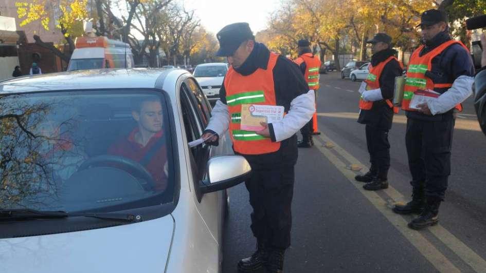 El Gobierno quiere la ley de tránsito y tienta al PJ