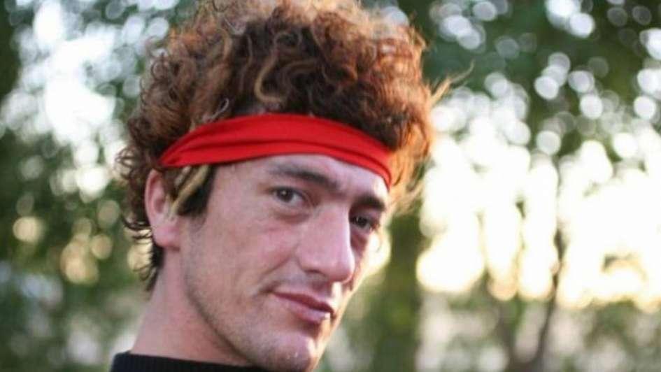 Pity Álvarez chocó con su moto y fue trasladado a un hospital en helicóptero