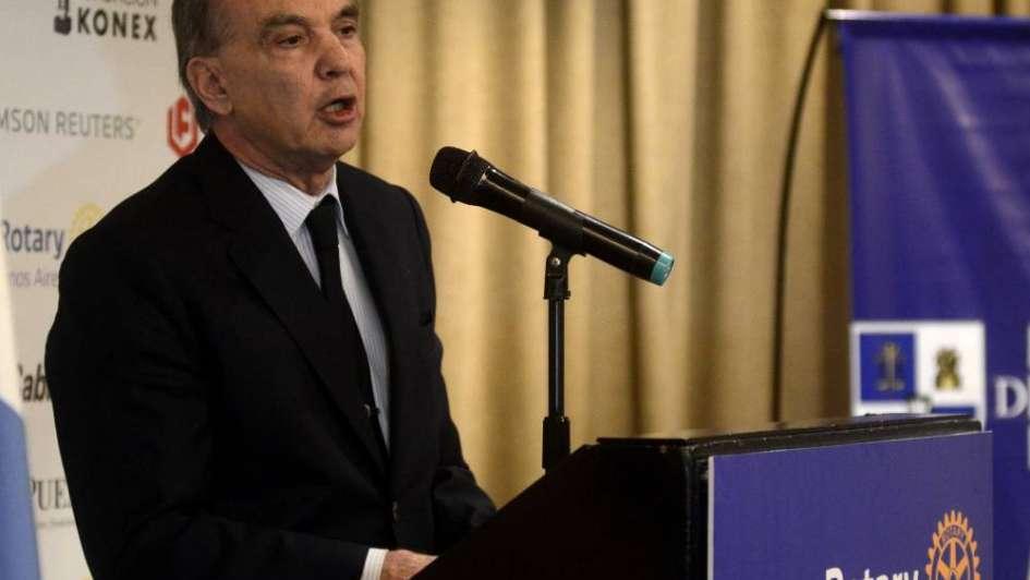 Pichetto dice que CFK está afuera del PJ y deberá armar su propio bloque si va al Senado