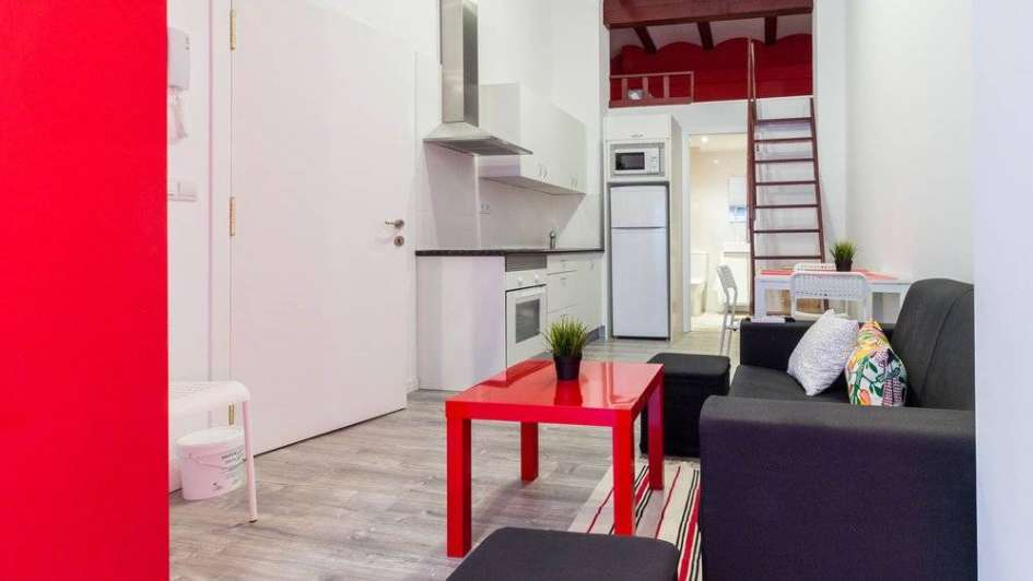 Un hotel inspirado en los lofts neoyorquinos