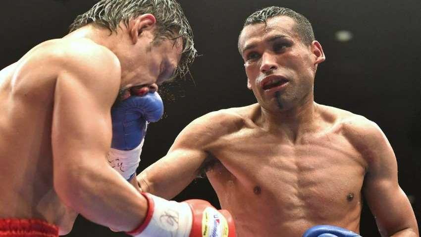 Jonathan Barros peleará en Las Vegas ante el galés Lee Selby