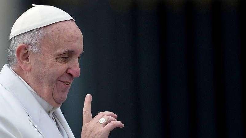 """El Papa alertó sobre """"corrupción educativa"""" de escuelas privadas"""