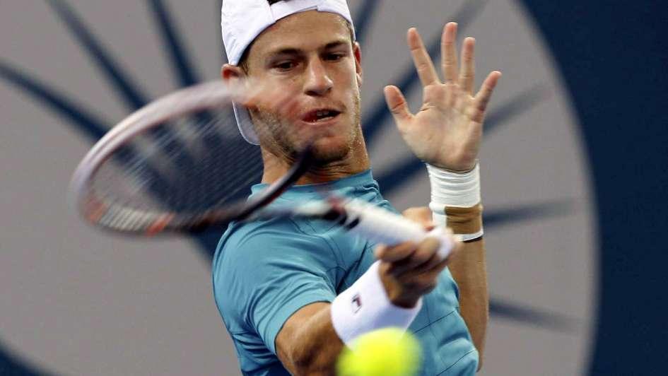 El Peque cayó con Raonic y se despidió en octavos del ATP de Brisbane y Chennai