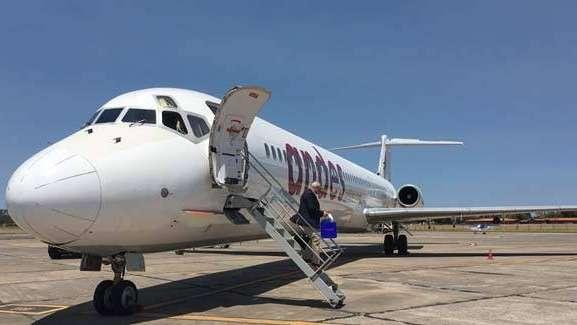 Con ocupación total, llegó a Mendoza el primer vuelo de Andes