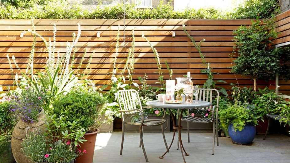 Verjas para jardin simple vallado exterior casa with for Cercados jardin