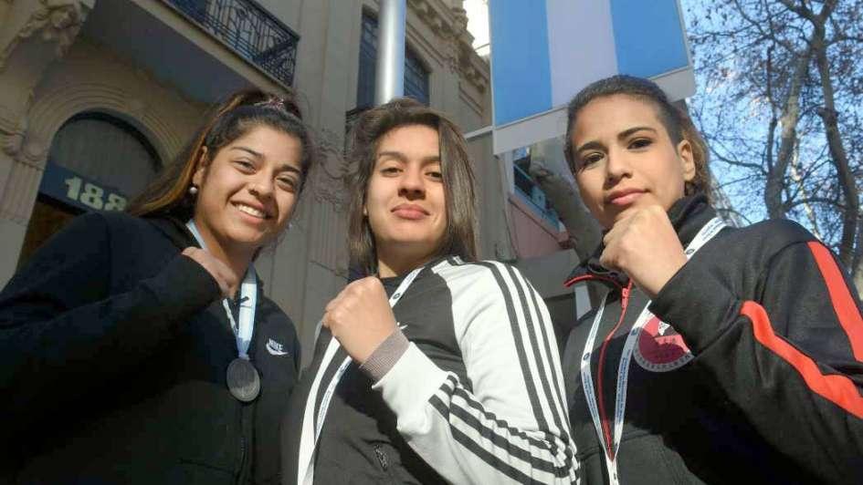 Mendoza conquistó preseas en el nacional
