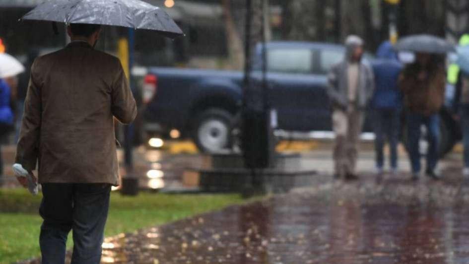 Mendoza amaneció bajo una persistente llovizna y la inestabilidad continuará todo el fin de semana
