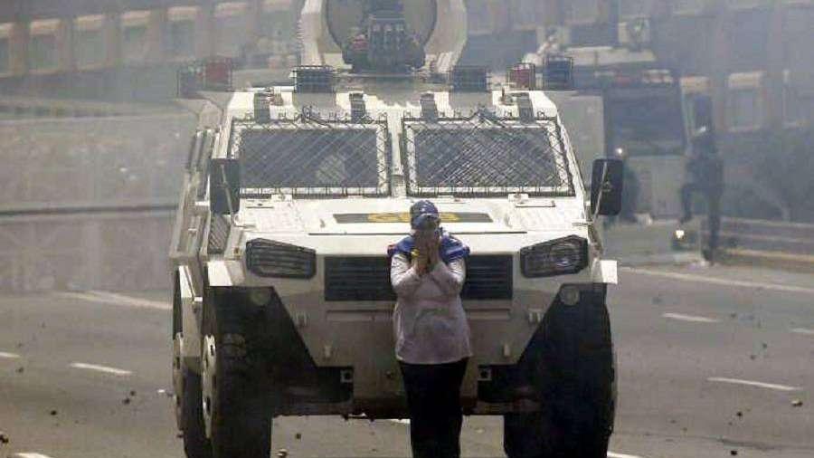 Venezuela: pese a la represión y las muertes, opositores volvieron a marchar