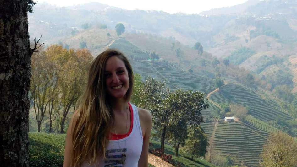 Viaje de autoayuda: se fue a Tailandia con  una beca para meditar