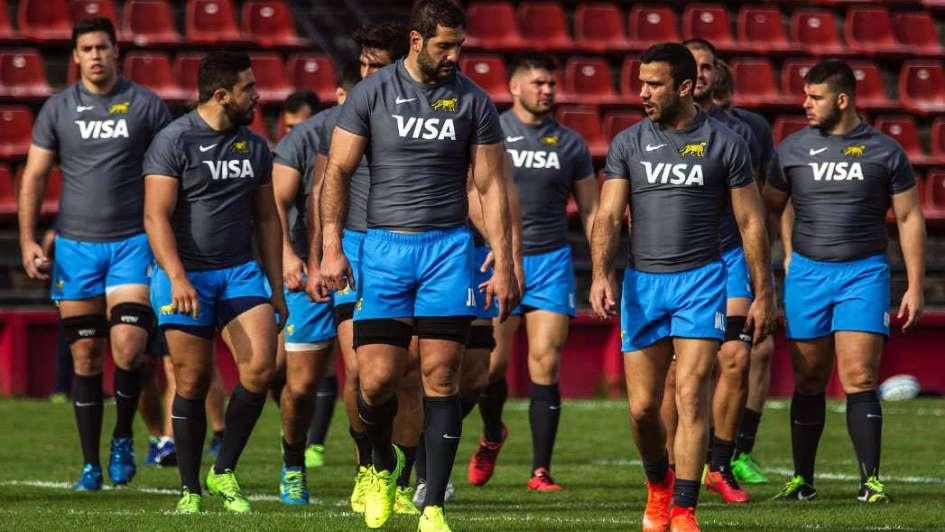 Los Pumas van por la revancha ante Inglaterra