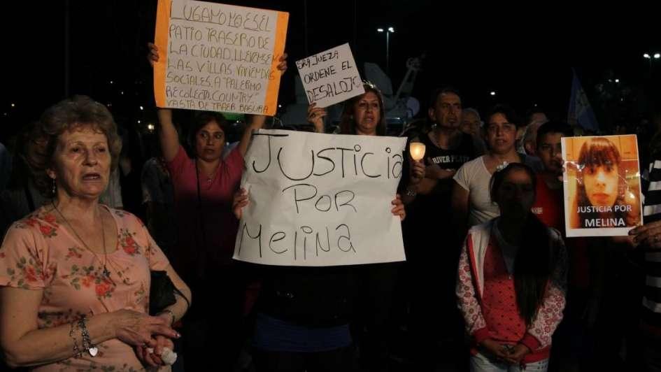 Tres jueces habían impedido el desalojo del asentamiento donde asesinaron a Melina