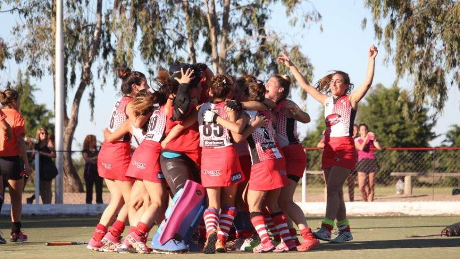 San Rafael: arranca el Apertura de damas mayores