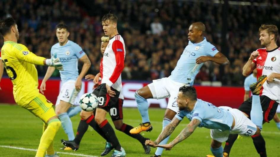 Primera semana sin sorpresas en la Liga de Campeones