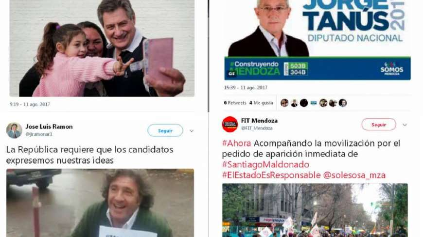 Se silenció la campaña electoral, menos en las redes sociales