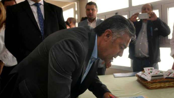 Polémica en Tunuyán: Aveiro decretó asueto para el 17, pero la DGE no se suma