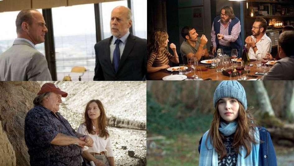Cine estrenos: las novedades de la cartelera