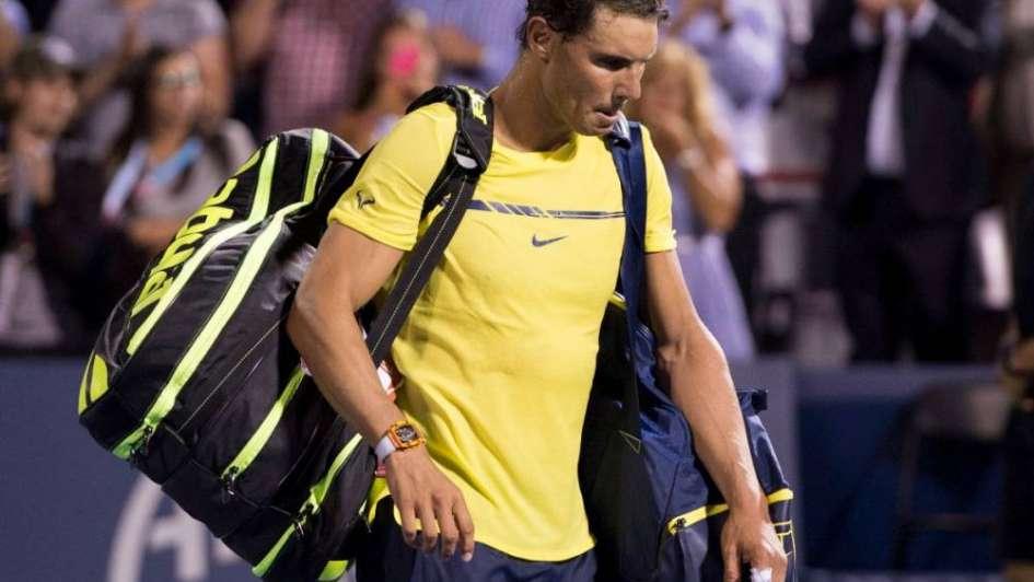 Nadal perdió en octavos de final en Montreal y no podrá ser N°1 del Mundo