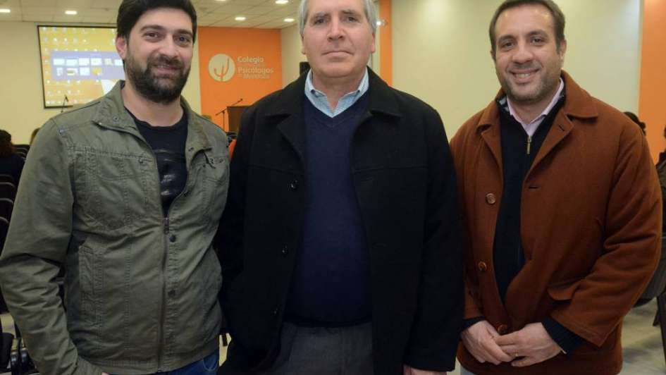 El Colegio de Psicólogos de Mendoza inauguró su nueva sede