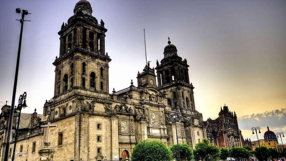 Rescate de la catedral metropolitana de la ciudad de México