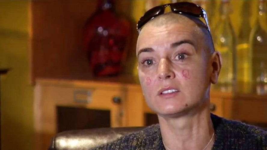 Sinead O'Connor pide por ayuda familiar urgente por Facebook
