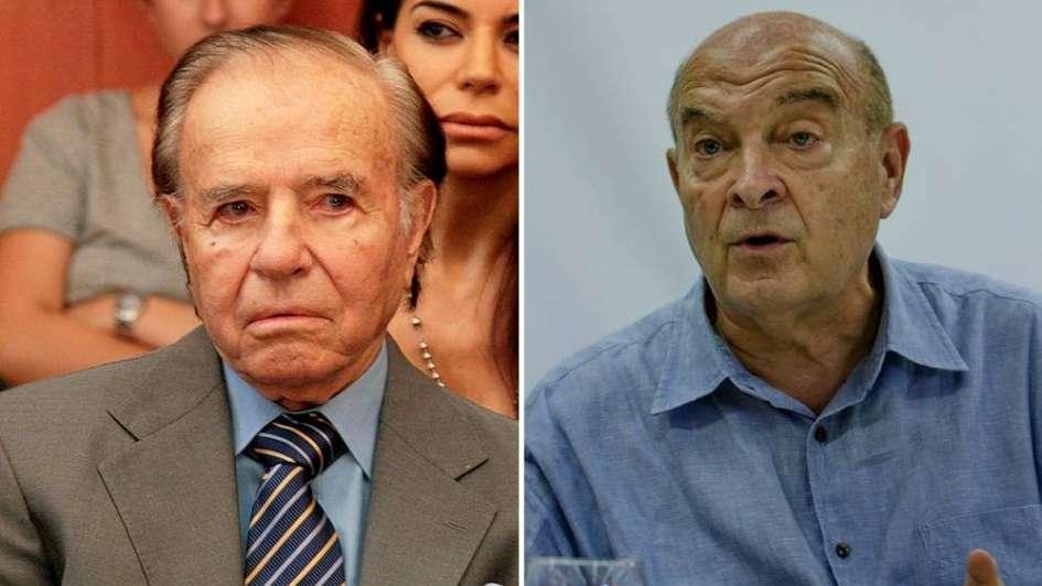 Piden 5 años de cárcel para Menem y 4 para Cavallo por sobresueldos
