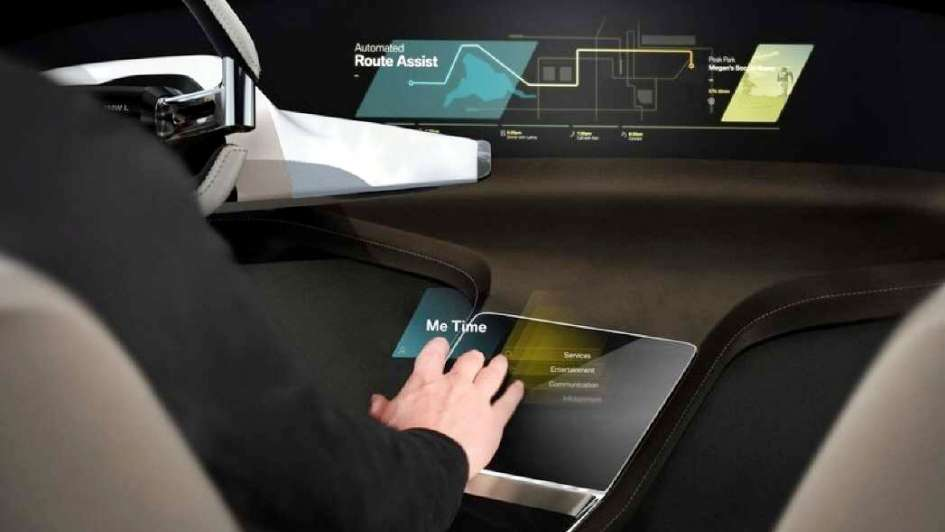 BMW: se vienen las 'imágenes en el aire'