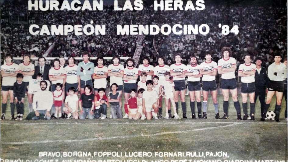 Globo campeón 1984: a 30 años de un golpe al corazón