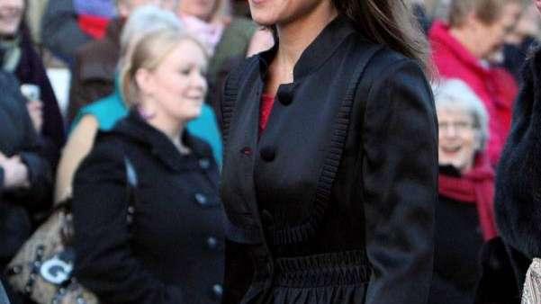 Pippa Middleton, la famosa dama de honor sube al altar y acapara a la prensa rosa