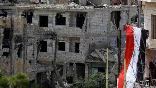 EI trata de recuperar su último bastión sirio
