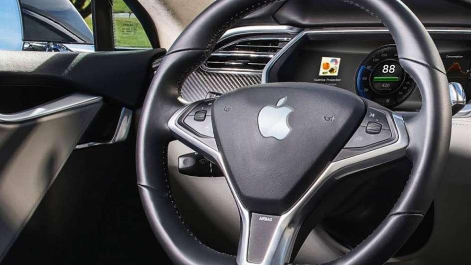 Apple ya tiene permiso para probar vehículos autónomos en California