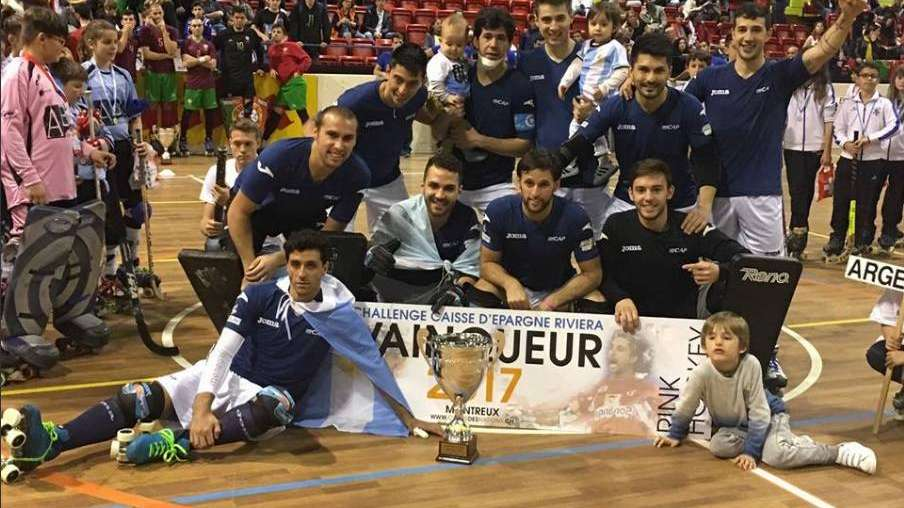 Argentina se consagró campeón de la Copa de las Naciones