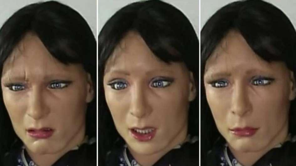 El increíble robot que puede cambiar sus expresiones para vincularse con humanos