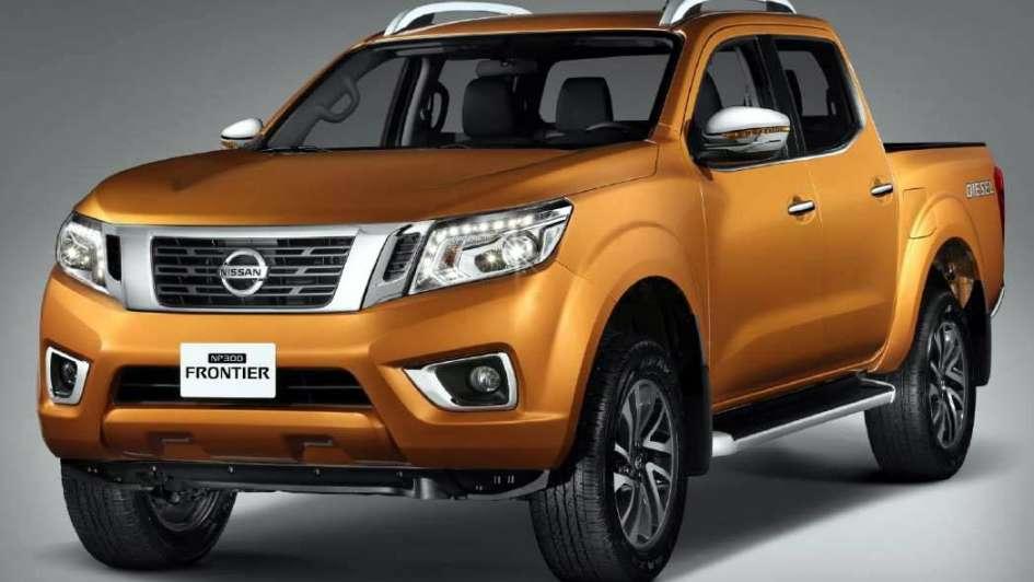 La Frontier de Nissan se fabricará en Córdoba