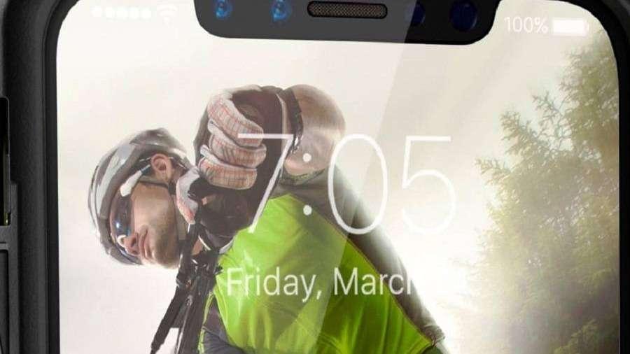 El iPhone 8 tiene cada vez menos secretos: revelan cómo es su pantalla y cámara frontal