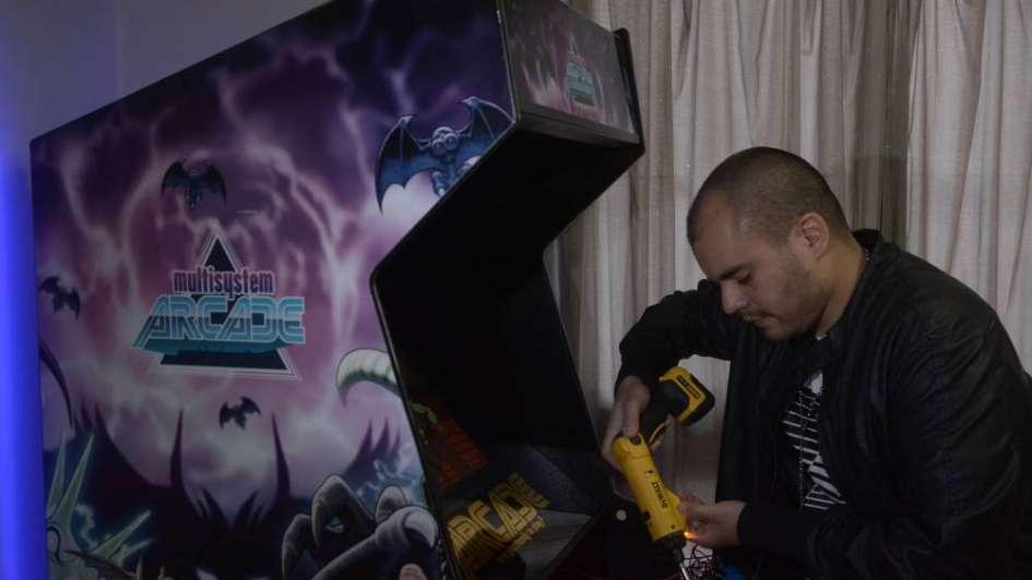 La Nostalgia Por Los Antiguos Juegos Electronicos Arcade