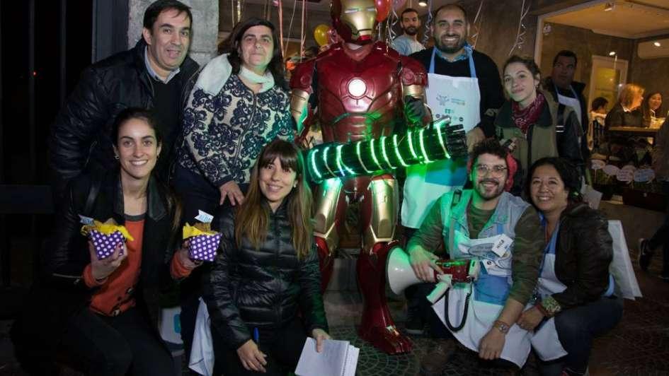 Una maratón con sabores bien argentinos