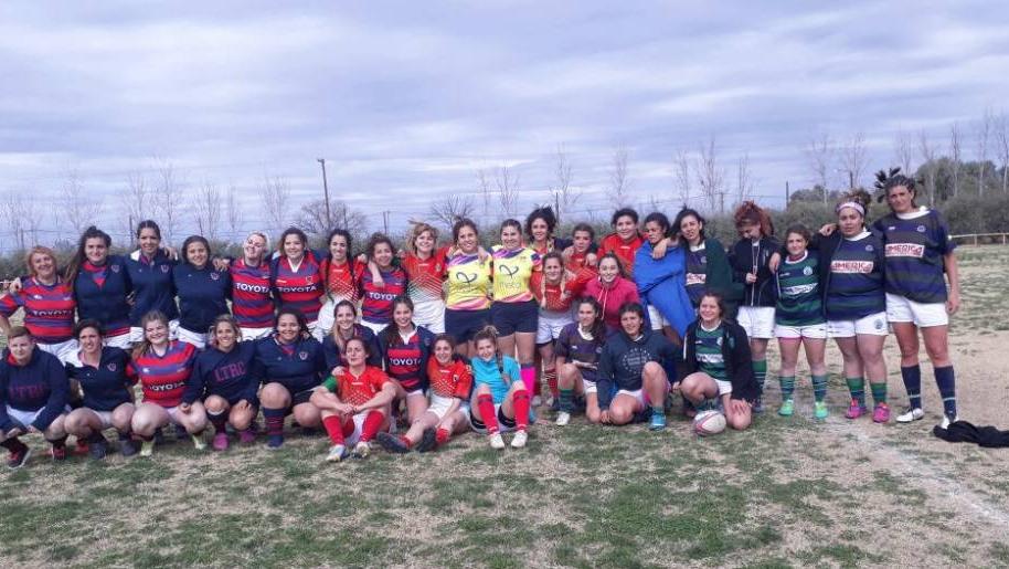 Rugby femenino: Pumai es campeón y jugará el Nacional de Clubes