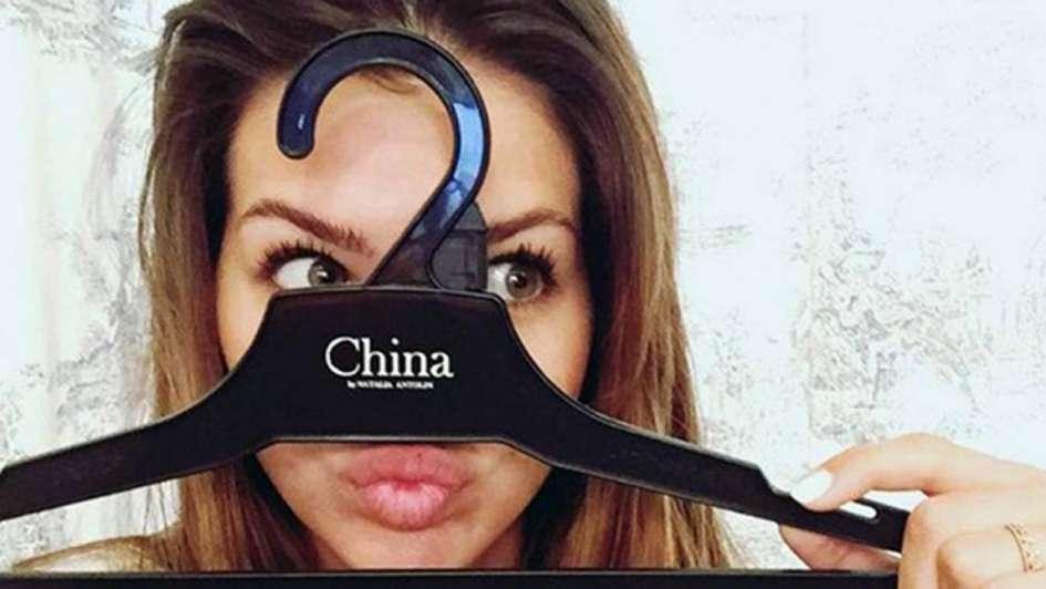 La China Suárez lanzó su colección de ropa: imposible de comprar
