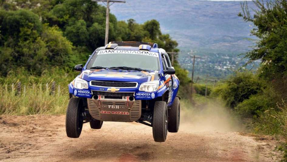 Rally Cross Country: mendocinos en el Desafío por el Sur