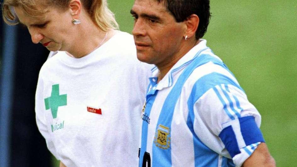 El día que nos robaron el Mundial| El último partido del Diego con la albiceleste