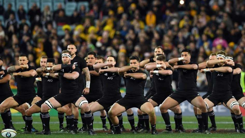 Los All Blacks, invictos