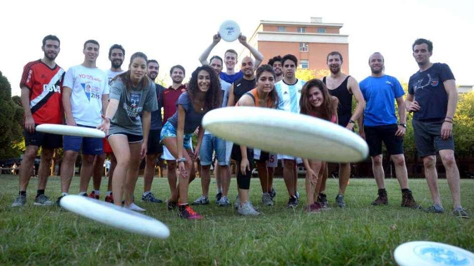 Ultimate frisbee, el deporte inclusivo que suma jugadores