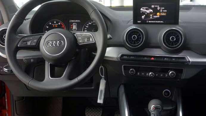 Llegó a Mendoza el Q2, el Audi más joven